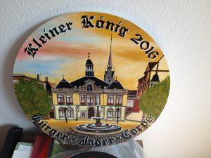 Königsscheibe 2016